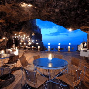 the summer cave restaurant italy 1