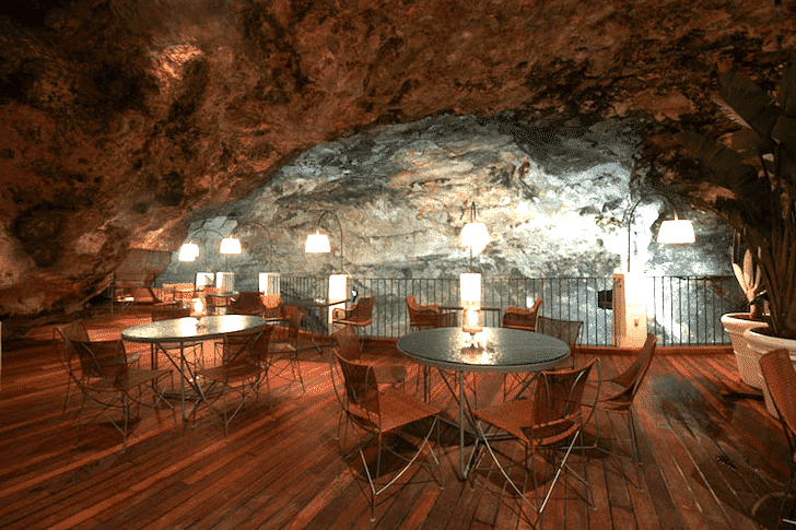 the summer cave restaurant italy 2