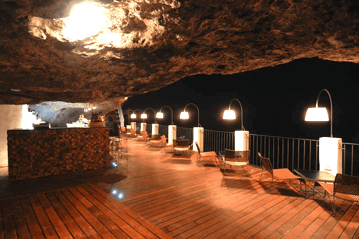 the summer cave restaurant italy 3