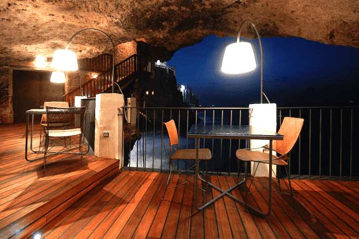 the summer cave restaurant italy 4