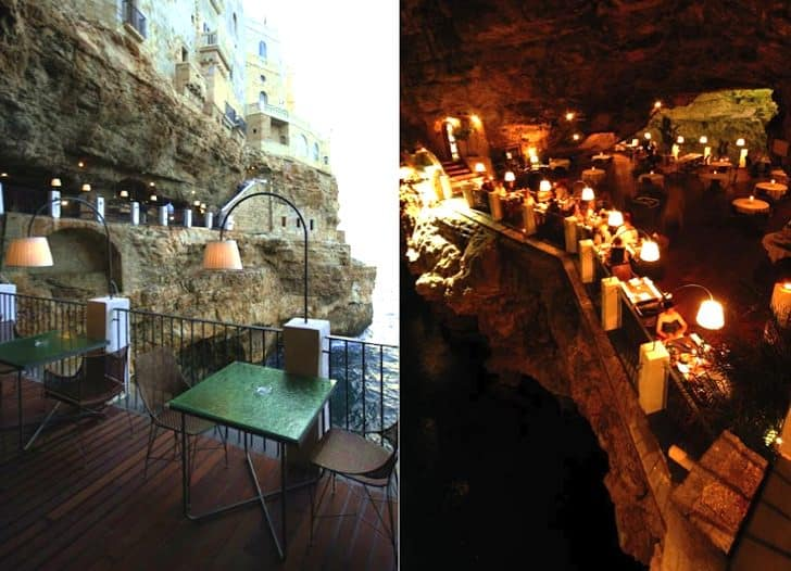 the summer cave restaurant italy 6