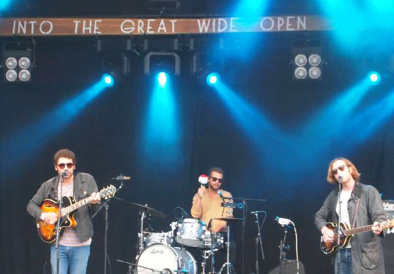 Into The Great Wide Open 2013