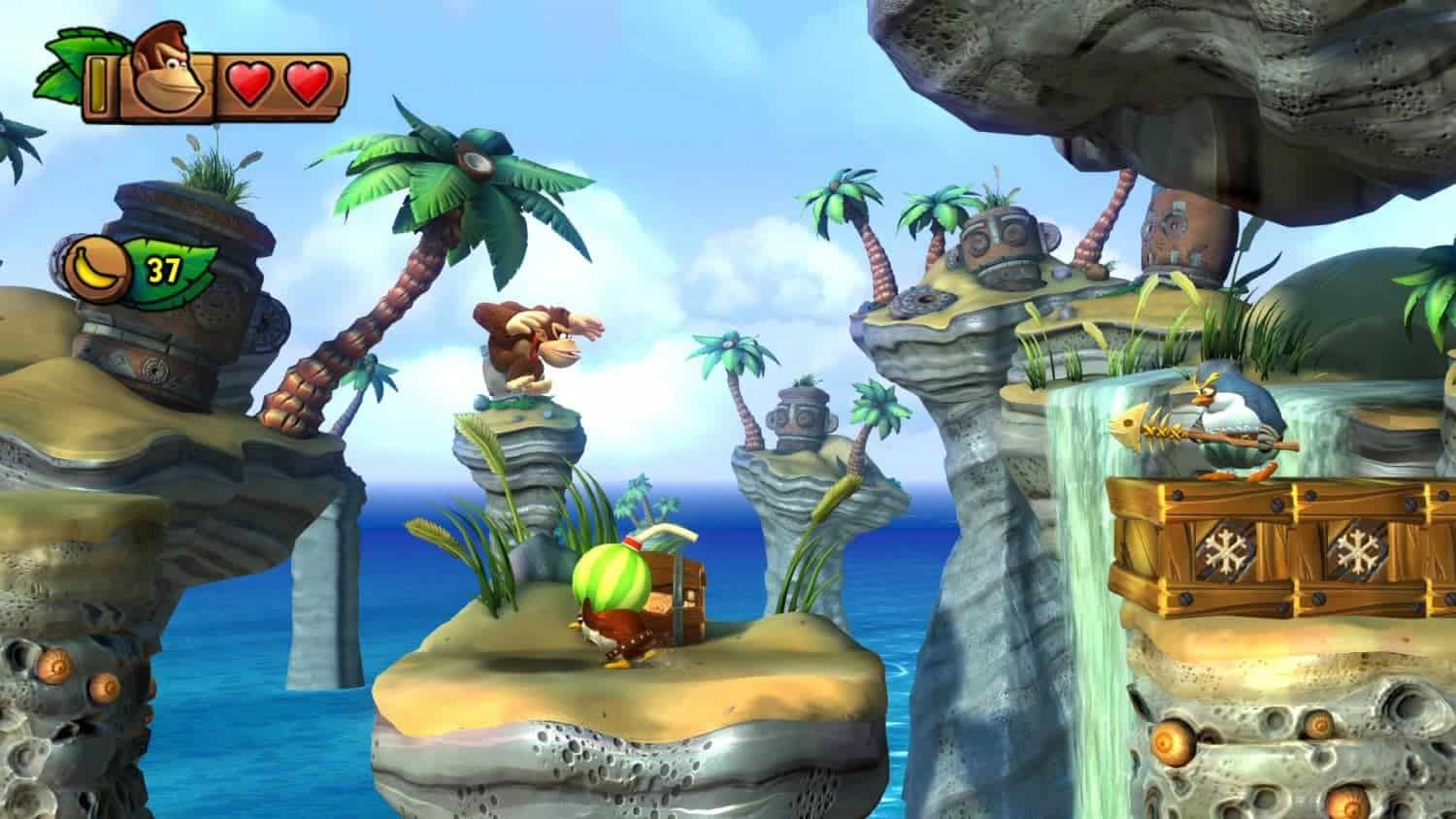 Donkey Kong Tropical Freeze (Switch) Review