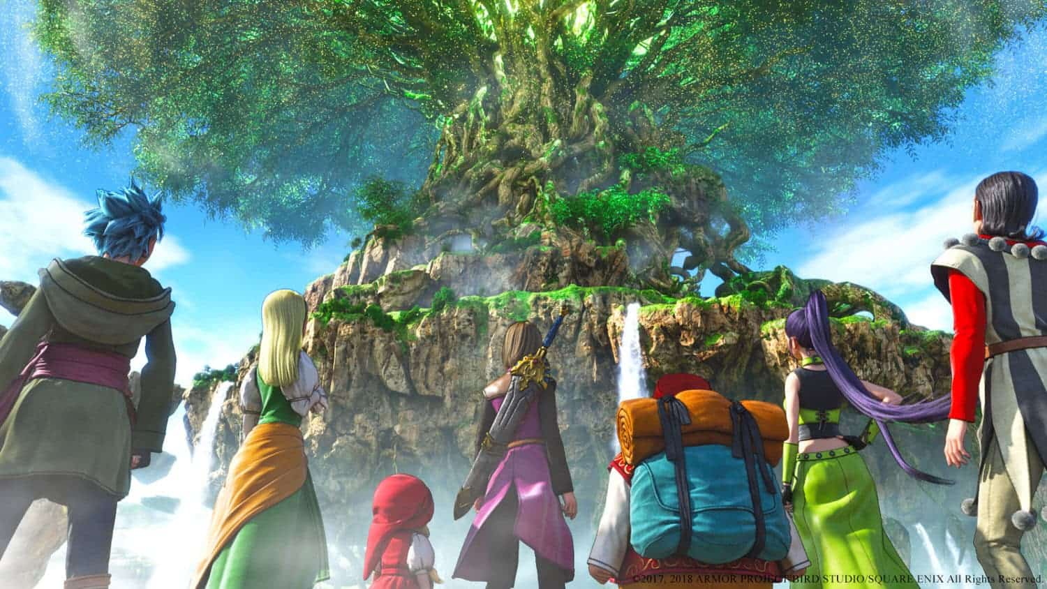 Dragon Quest XI - Echoes of an Elusive Age Review