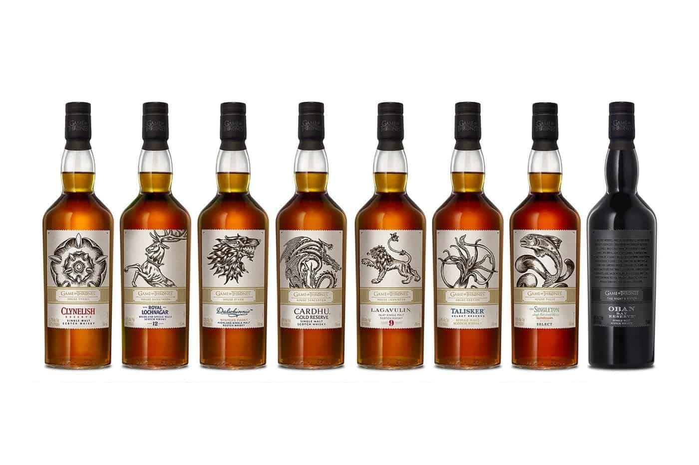 Game of Whisky