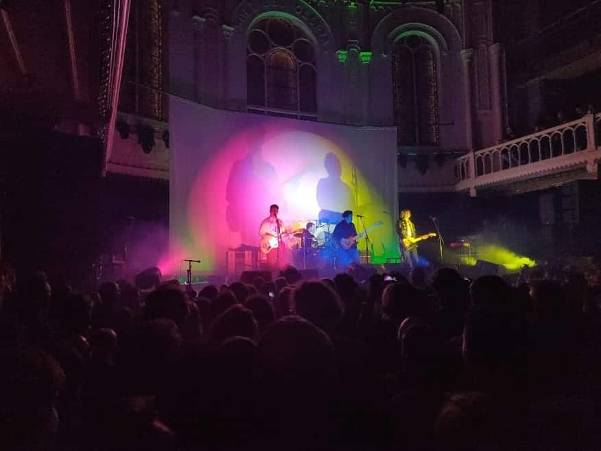 Parquet Courts in Paradiso