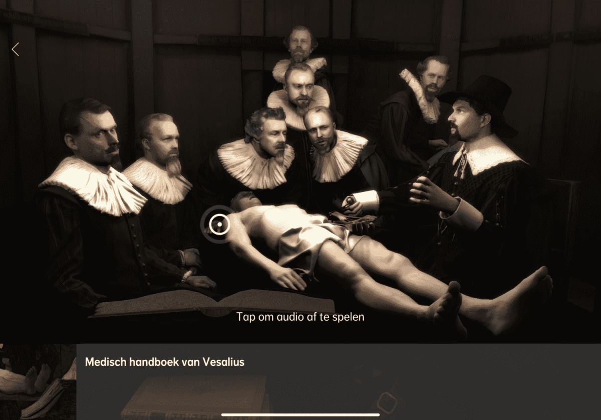 Rembrandt Reality App
