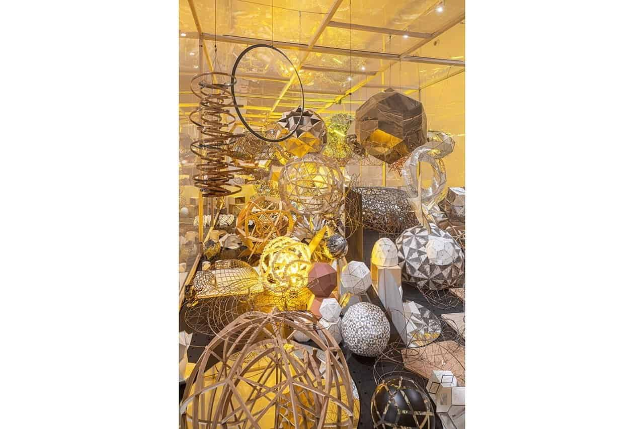 Olafur Eliasson in collaboration with Einar Thorsteinn Model room, 2003. Anders Sune Berg. Moderna Museet, Stockholm. Purchase 2015 funded by The Anna-Stina Malmborg and Gunnar Höglund Foundation. © 2003 Olafur Eliasson