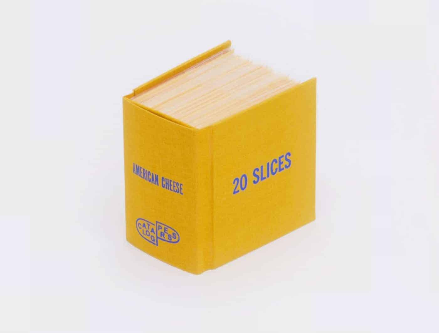 """20 SLICES of American Cheese"""" Image: Ben Denzer/Catalog Press"""