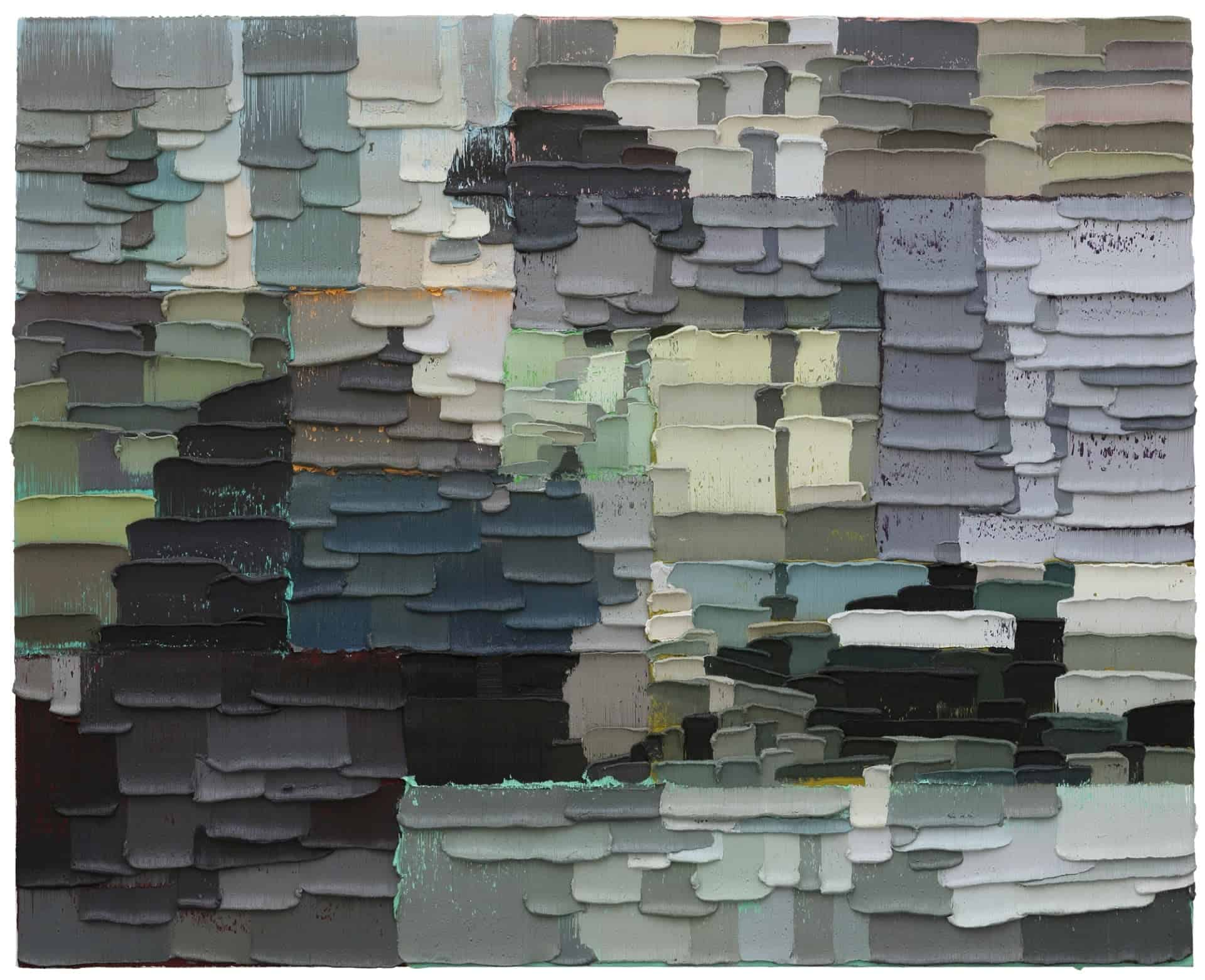 Civil Rather than Military (2018) © Li Songsong, courtesy Pace Gallery