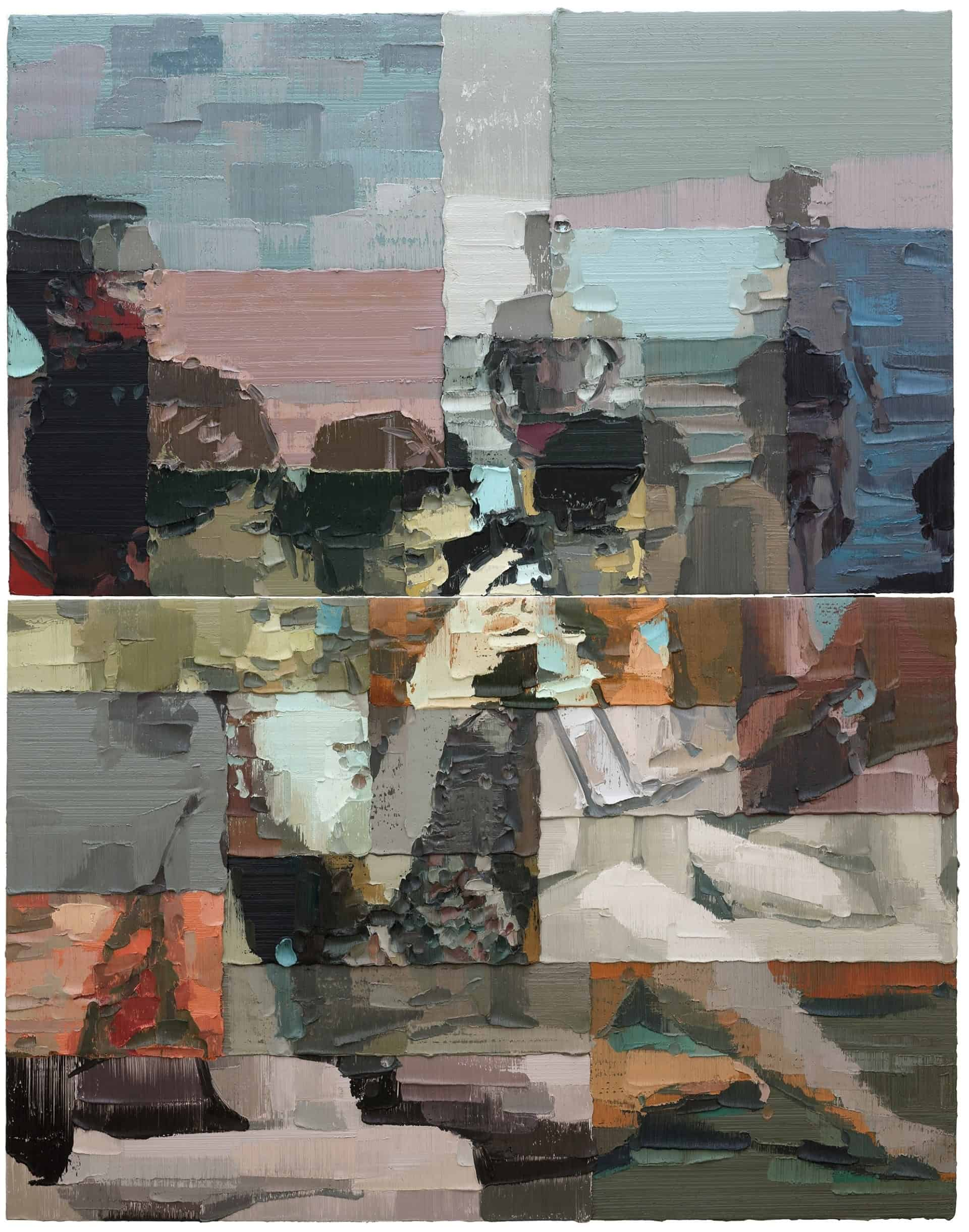 South (2017) © Li Songsong, courtesy Pace Gallery