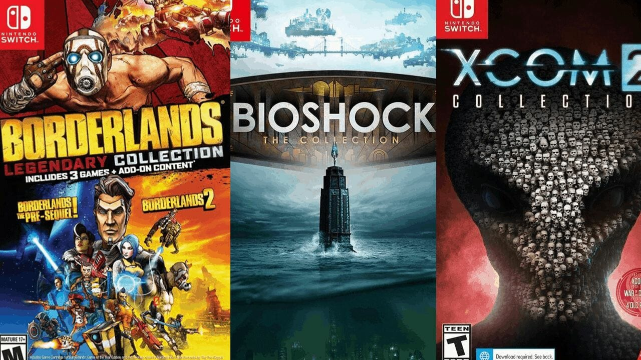 drie goede games