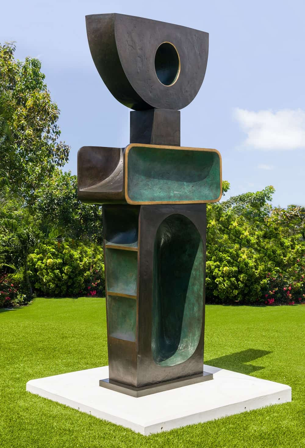Dame Barbara Hepworth (1903-1975), The Family Of Man (Ultimate Form)