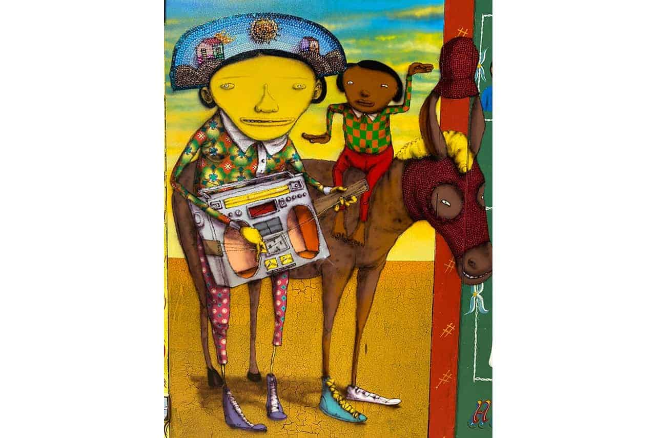 OSGEMEOS - You Are My Guest