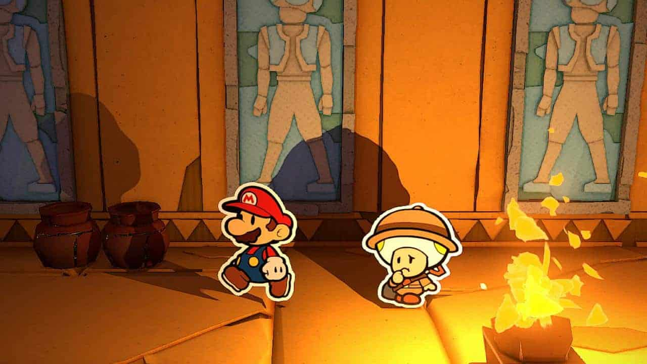 Review - Paper Mario: The Origami King