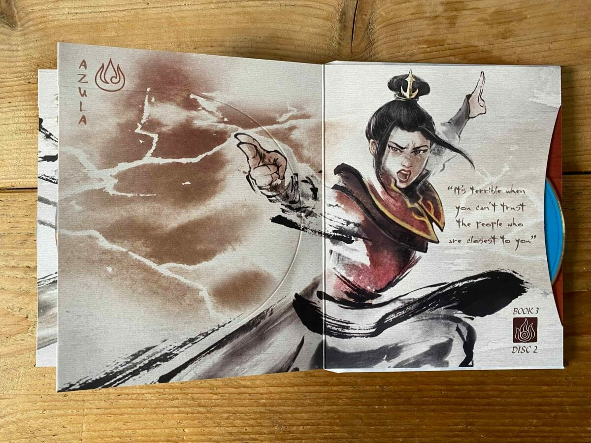 Review - Avatar: The Last Airbender Blu-Ray Box