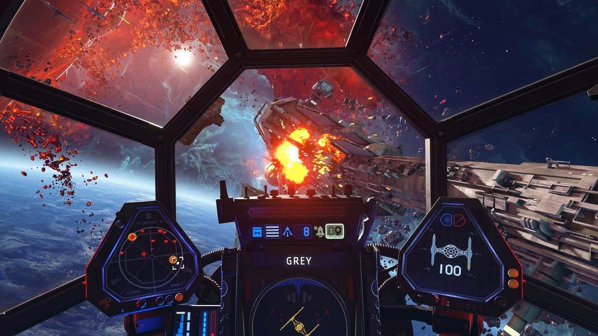 Review - Star Wars: Squadrons
