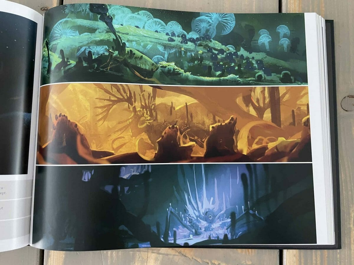 The Art of Ori and the Will of the Wisps