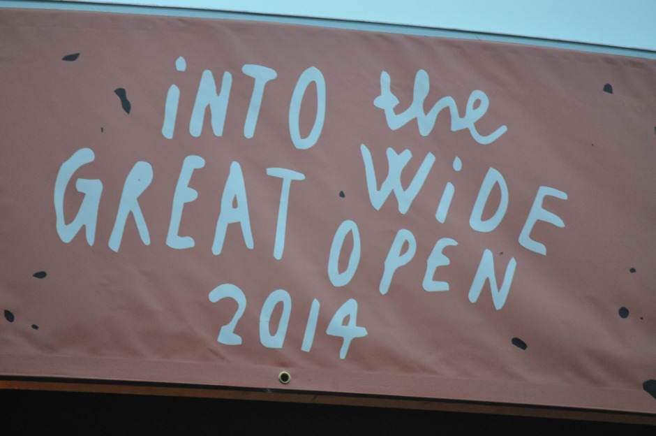 Into The Great Wide Open 2014