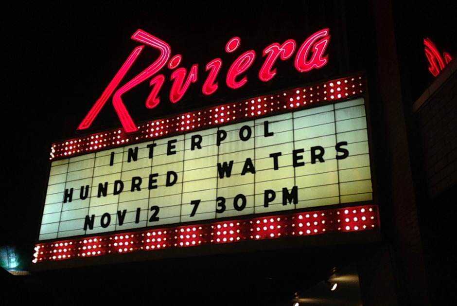 Interpol & Hundred Waters