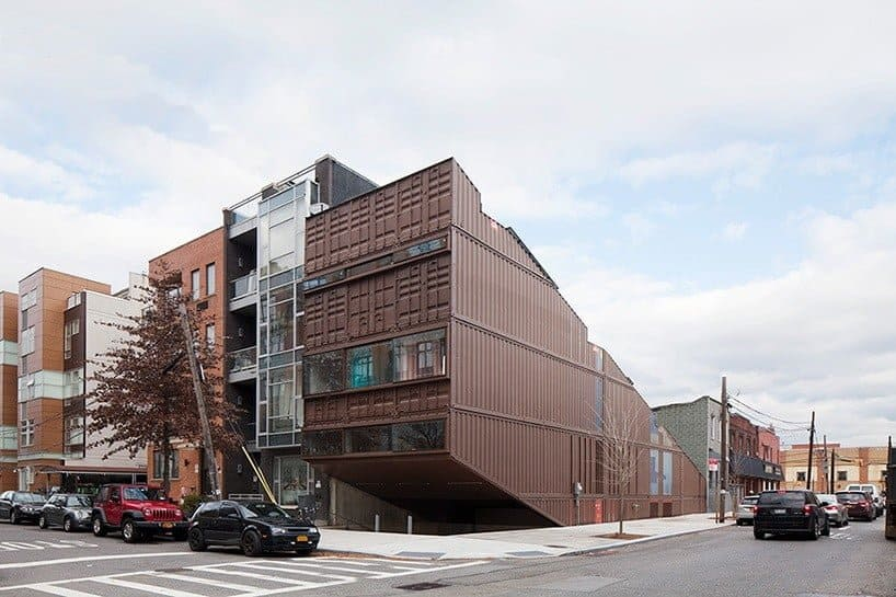 containerwoning in Brooklyn