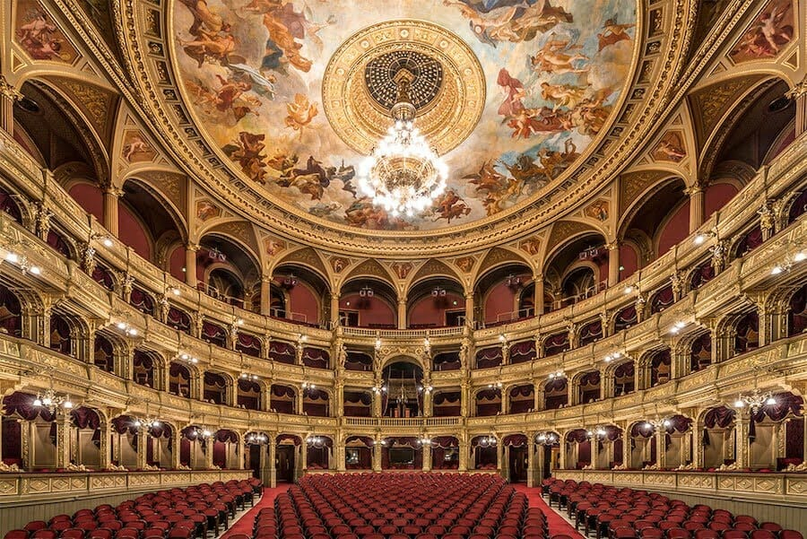 theater in Budapest