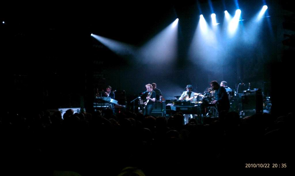 Recensie: Hot Chip / LCD Soundsystem, The Rave, Milwaukee