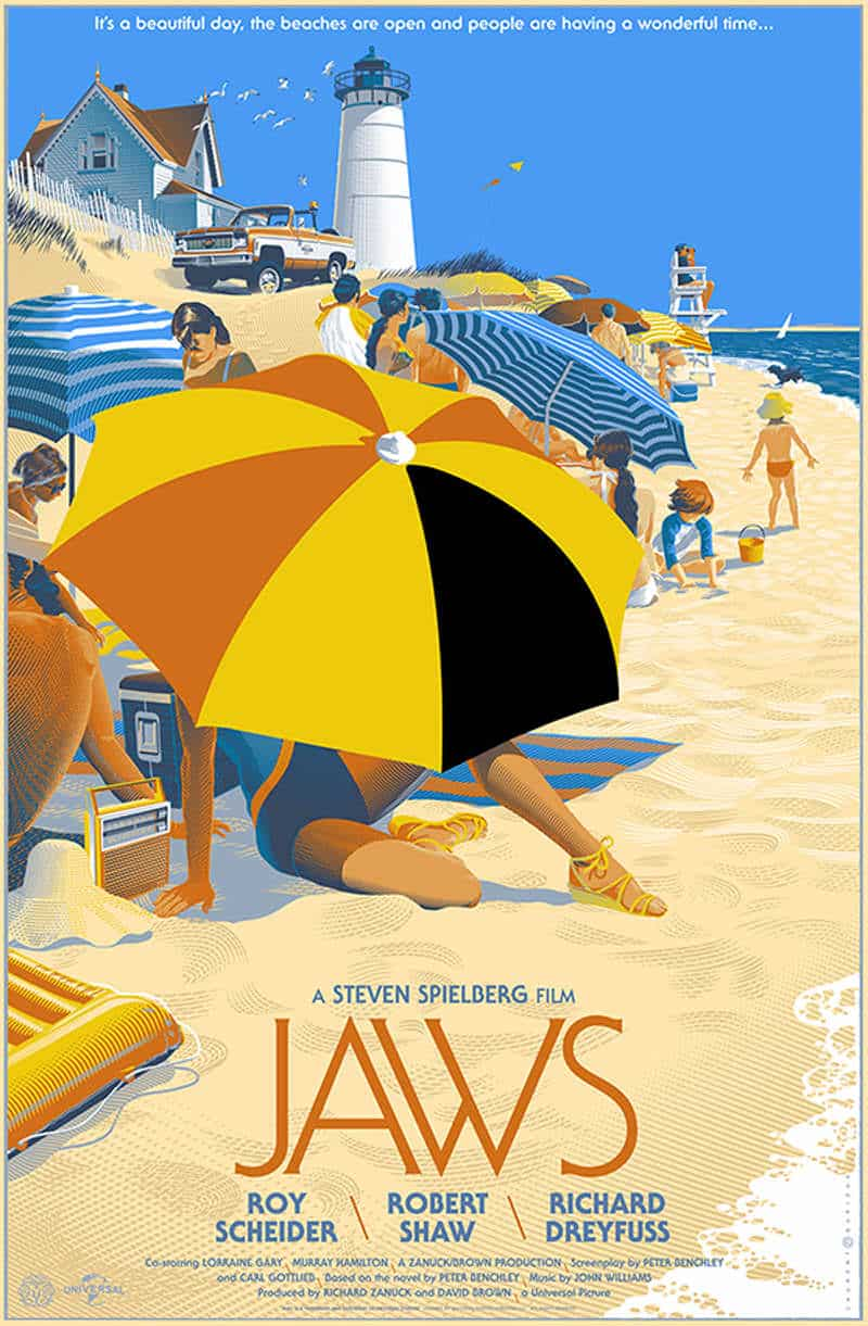 filmposter Jaws