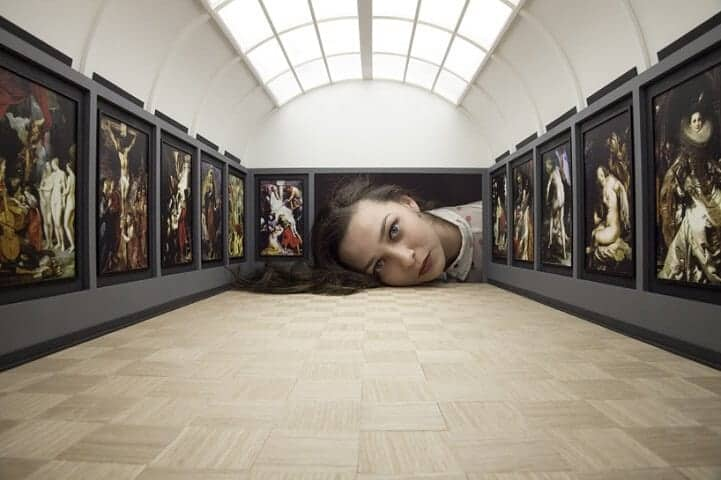 Put Your Head into Gallery
