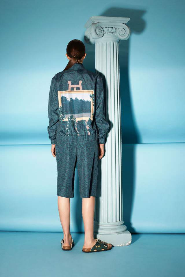 René Magritte x Opening Ceremony