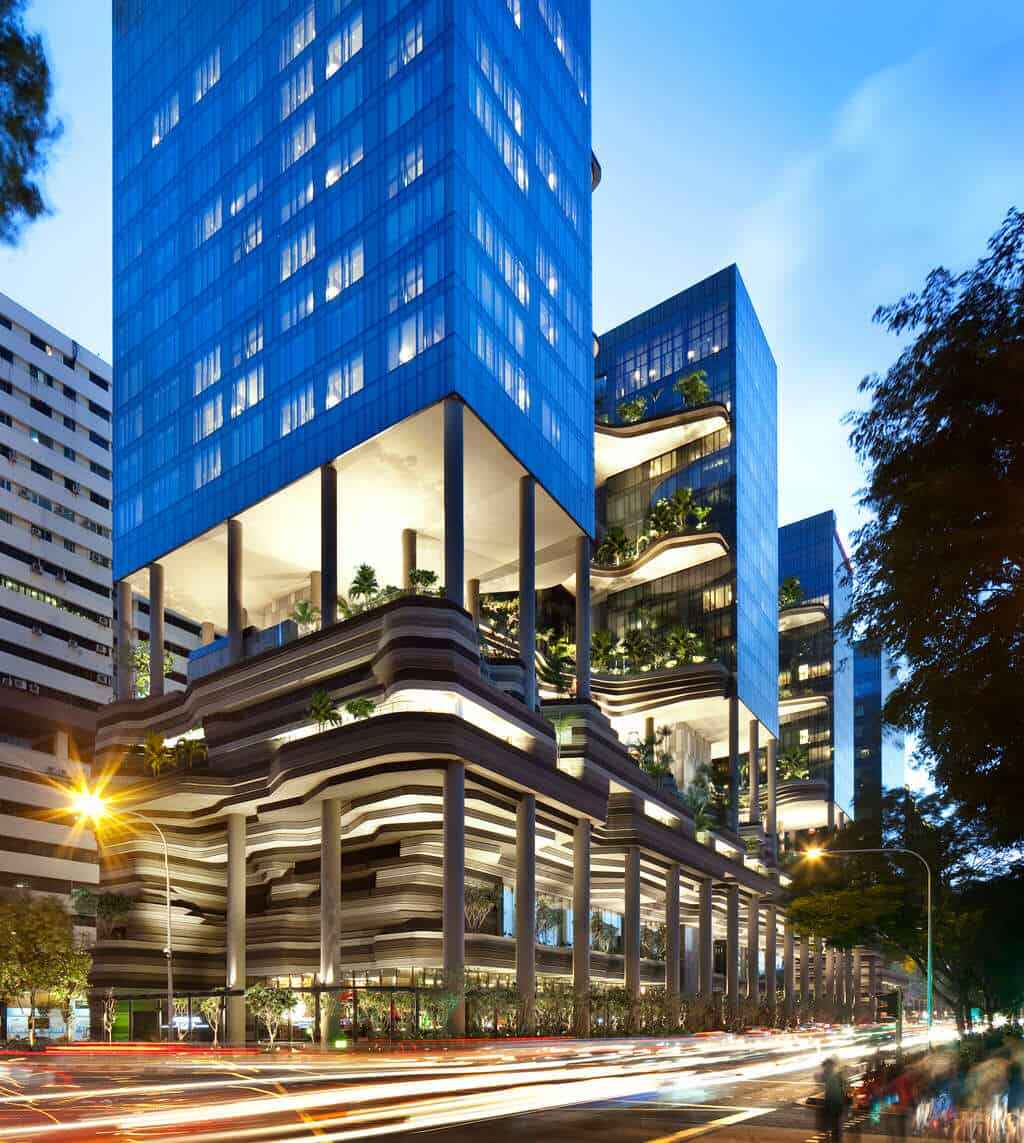 PARKROYAL on Pickering Hotel