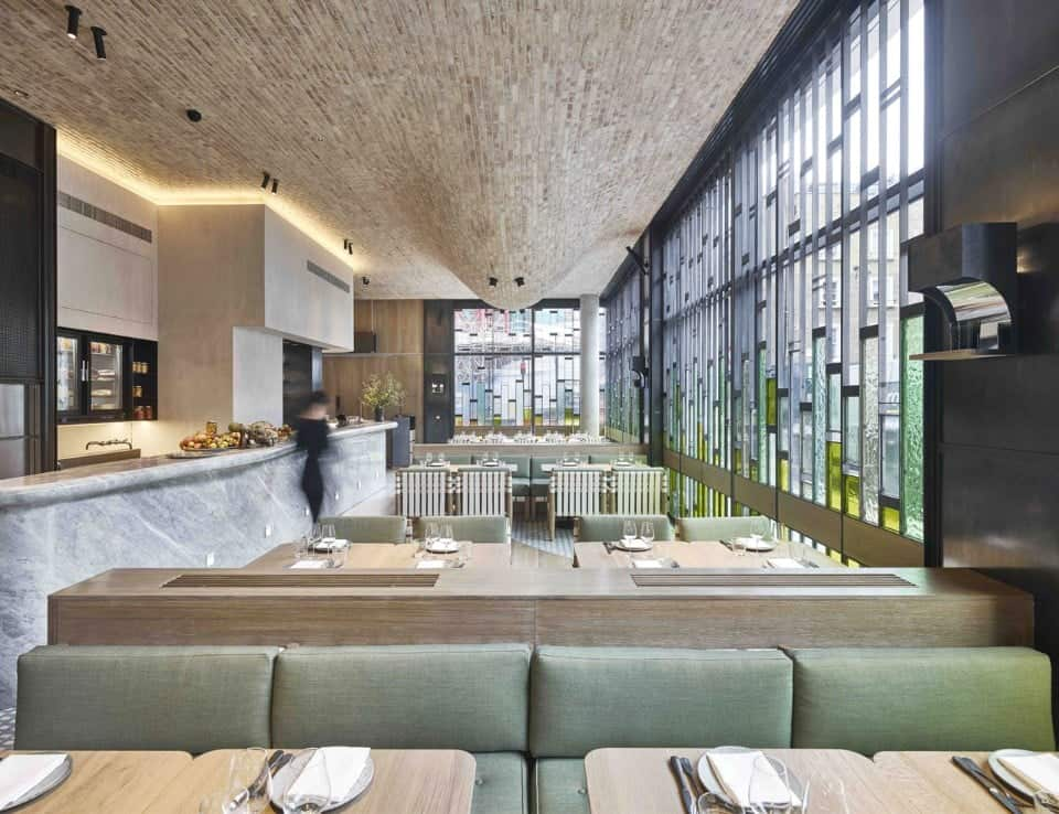Fucina / Andy Murphy Architecture / Londen