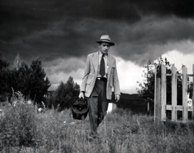 Dr. Ceriani, Country Doctor, 1948 © The Heirs of W Eugene Smith
